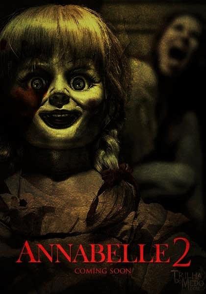 دانلود فیلم ترسناک آنابل2  2017 با بهترین کیفیت